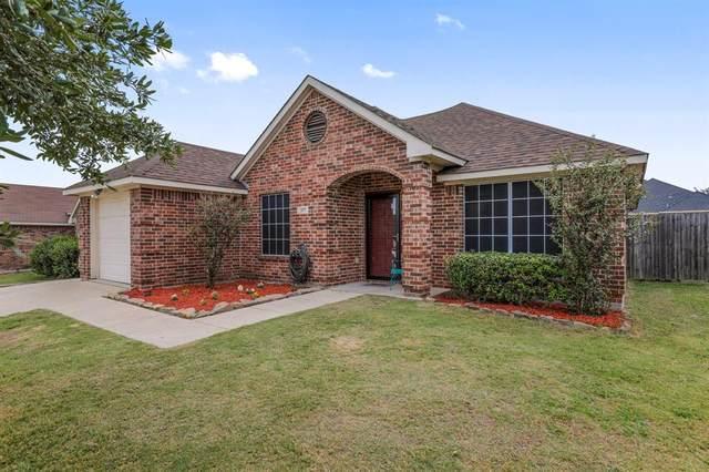 607 Jordan Lane, Waxahachie, TX 75165 (MLS #14454795) :: The Kimberly Davis Group