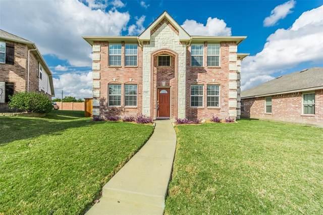 1303 Red River Lane, Allen, TX 75002 (MLS #14454810) :: The Mauelshagen Group