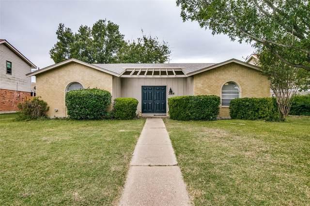 3514 Brook Glen Drive, Garland, TX 75044 (MLS #14454813) :: The Tierny Jordan Network
