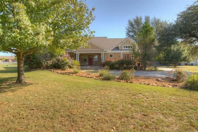 2200 Wood Duck Lane, Granbury, TX 76049 (MLS #14454817) :: The Rhodes Team