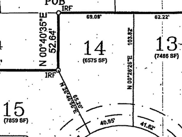Lot 14 Clover Circle, Weatherford, TX 76086 (MLS #14454873) :: The Paula Jones Team | RE/MAX of Abilene