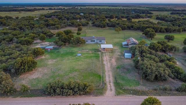 3053 County Road 486, Anson, TX 79501 (MLS #14454878) :: The Daniel Team