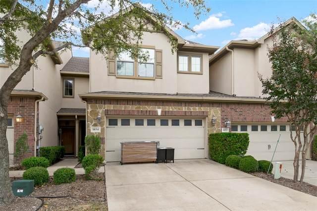 1854 Villa Drive, Allen, TX 75013 (MLS #14454930) :: The Good Home Team