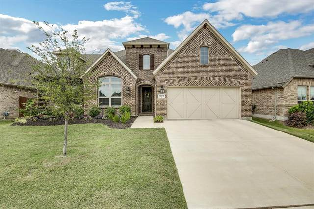 15016 Ravens Way, Fort Worth, TX 76262 (MLS #14454939) :: The Mauelshagen Group