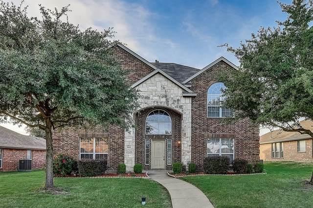 3606 Manor Drive, Rowlett, TX 75089 (MLS #14454947) :: The Good Home Team