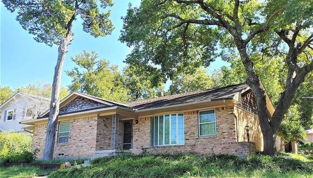 2418 Whitewood Drive, Dallas, TX 75233 (MLS #14454950) :: The Mauelshagen Group