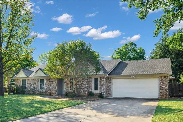 2006 Candle Court, Grapevine, TX 76051 (MLS #14454953) :: The Star Team | JP & Associates Realtors