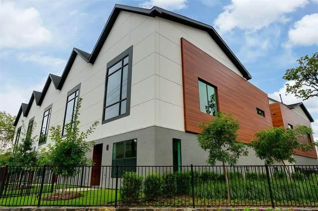3880 N Munger Street #7, Dallas, TX 75204 (MLS #14454962) :: The Kimberly Davis Group
