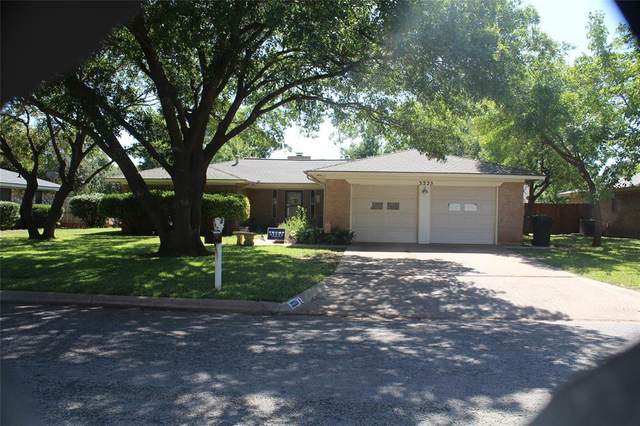 3225 Pheasant Drive, Abilene, TX 79606 (MLS #14454983) :: The Mauelshagen Group