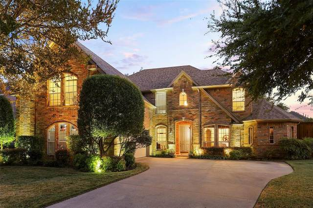 11225 Nantucket Court, Frisco, TX 75035 (MLS #14455001) :: Hargrove Realty Group