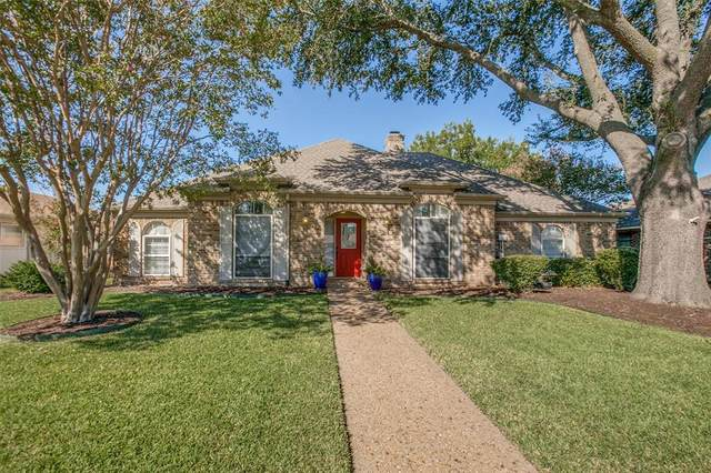 1103 Northpark Drive, Richardson, TX 75081 (MLS #14455005) :: The Good Home Team