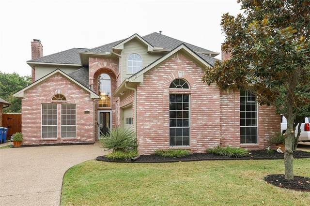 8906 Greenwood Trail, Rowlett, TX 75088 (MLS #14455009) :: The Mauelshagen Group