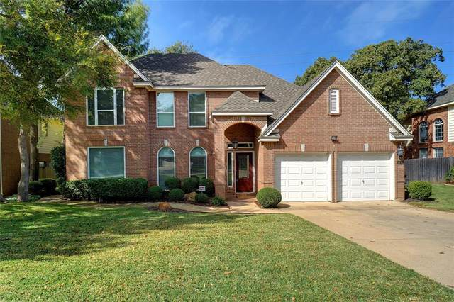 5116 Heatherdale Drive, Grapevine, TX 76051 (MLS #14455013) :: Post Oak Realty