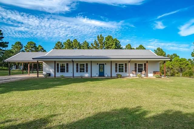 341 County Road 2503, Alto, TX 75925 (MLS #14455031) :: The Kimberly Davis Group