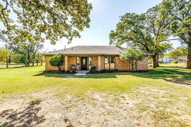 9401 County Road 603, Burleson, TX 76028 (MLS #14455043) :: The Mauelshagen Group