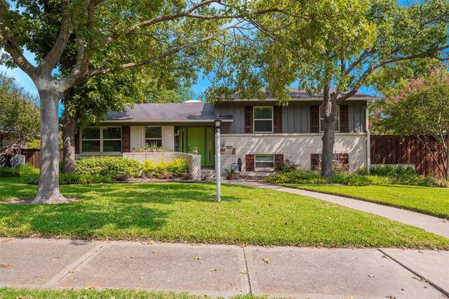 9820 Queenswood Lane, Dallas, TX 75238 (MLS #14455056) :: The Tierny Jordan Network