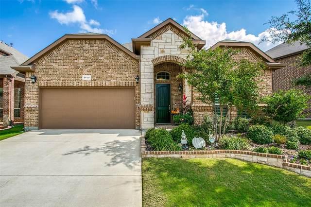 9820 Bodega Bay Road, Fort Worth, TX 76177 (MLS #14455068) :: Maegan Brest | Keller Williams Realty