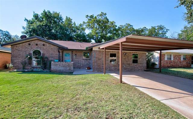 5325 Llano Street, Abilene, TX 79605 (MLS #14455075) :: The Mauelshagen Group