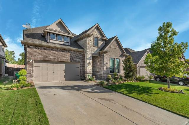 5508 Grove Cove Drive, Mckinney, TX 75071 (MLS #14455079) :: The Good Home Team