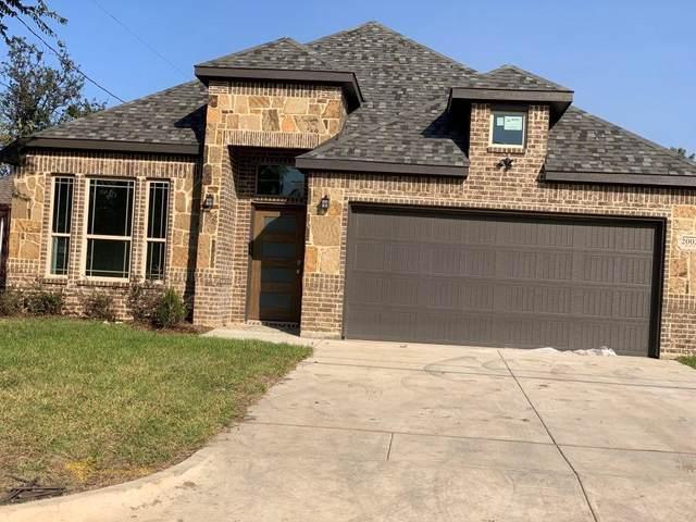 2002 Avenue C, Grand Prairie, TX 75051 (MLS #14455098) :: HergGroup Dallas-Fort Worth