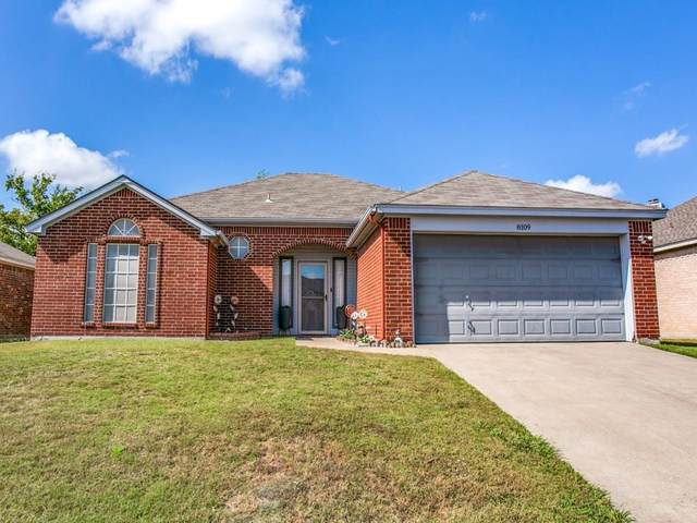 8109 Fox Chase Drive, Fort Worth, TX 76137 (MLS #14455112) :: The Mauelshagen Group
