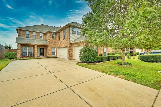 508 Poplar Vista Lane, Arlington, TX 76002 (MLS #14455124) :: Maegan Brest | Keller Williams Realty