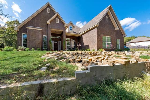 860 Squaw Creek Road, Willow Park, TX 76087 (MLS #14455126) :: Real Estate By Design