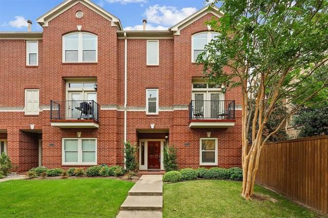 2351 Allen Street, Dallas, TX 75204 (MLS #14455145) :: RE/MAX Pinnacle Group REALTORS