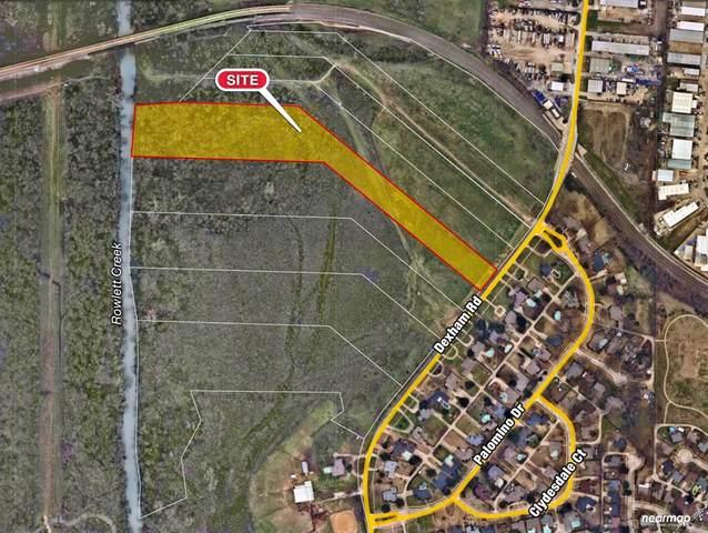 4513 Dexham Road, Rowlett, TX 75088 (MLS #14455150) :: The Hornburg Real Estate Group