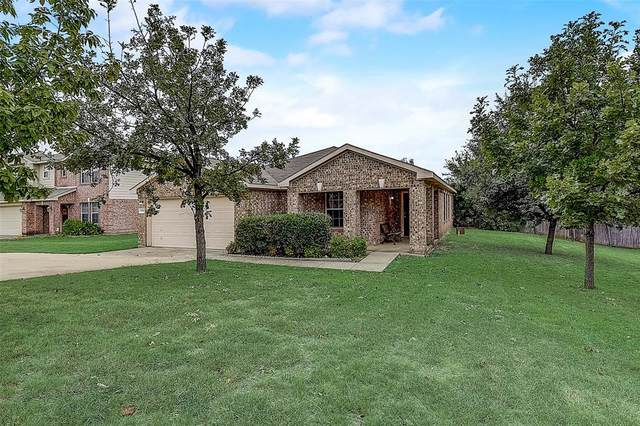 7800 Hidden Gate Court, Fort Worth, TX 76120 (MLS #14455166) :: All Cities USA Realty
