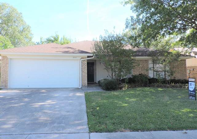 7600 Clover Lane, Watauga, TX 76148 (MLS #14455186) :: The Mauelshagen Group