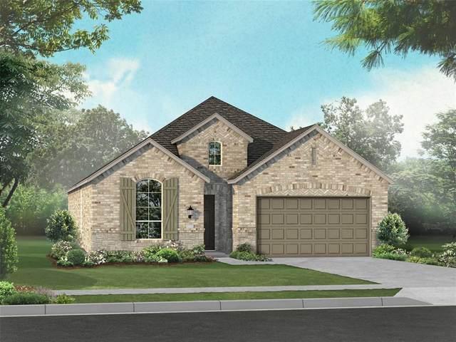 3406 Montgomery Avenue, Melissa, TX 75454 (MLS #14455192) :: Real Estate By Design