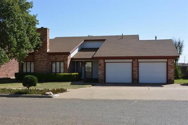 30 Bennett Circle, Wolfforth, TX 79382 (MLS #14455196) :: The Mauelshagen Group
