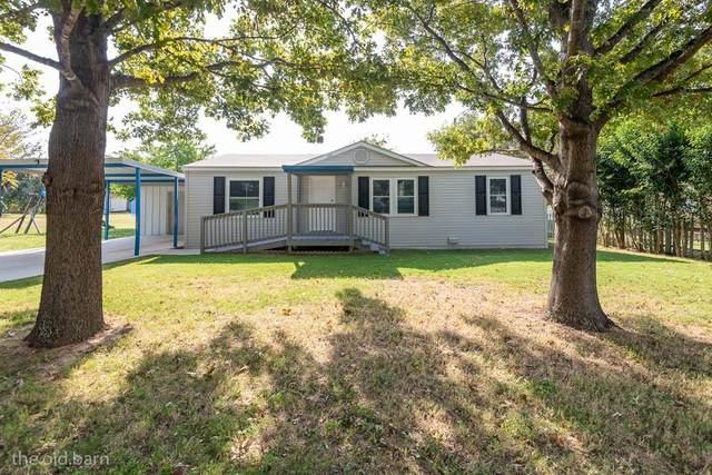 3701 Montego Boulevard, Granbury, TX 76049 (MLS #14455210) :: The Hornburg Real Estate Group