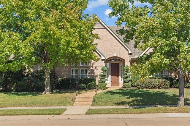 2707 Queen Elaine Drive, Lewisville, TX 75056 (MLS #14455215) :: The Mauelshagen Group
