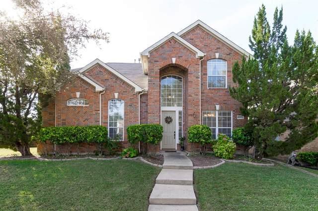 2033 Saint Ives Drive, Allen, TX 75013 (MLS #14455226) :: The Good Home Team