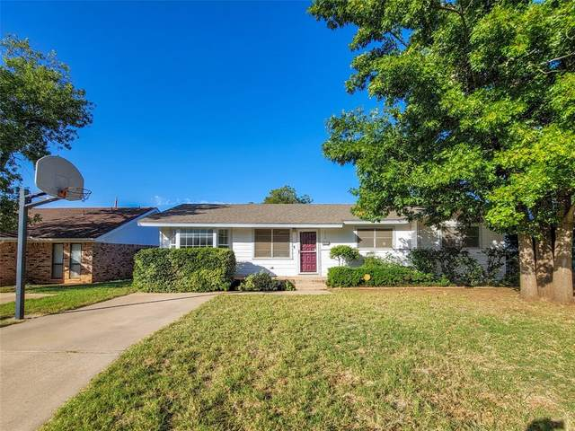 1718 Rose Avenue, Sweetwater, TX 79556 (MLS #14455237) :: The Hornburg Real Estate Group