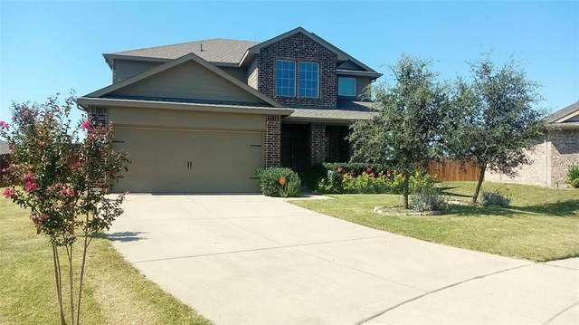 3323 Stratford Street, Anna, TX 75409 (MLS #14455244) :: The Kimberly Davis Group