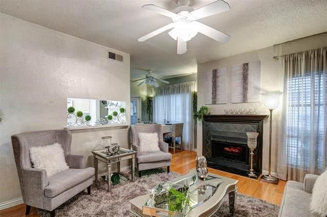 1605 Marsh Lane #404, Carrollton, TX 75006 (MLS #14455250) :: The Good Home Team