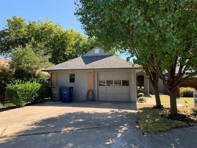 6910 Winding Creek Court, Dallas, TX 75252 (MLS #14455263) :: The Tierny Jordan Network