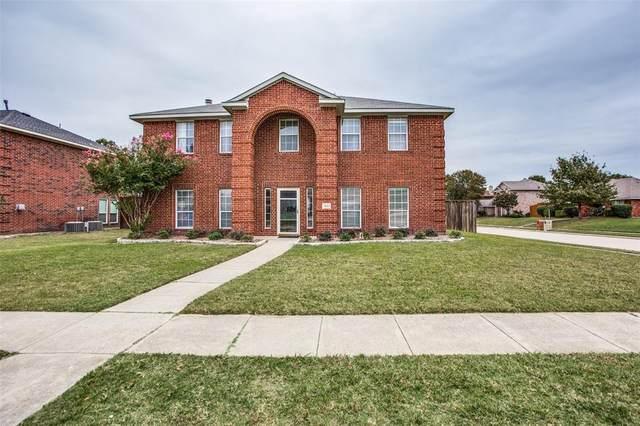 1421 Berkley Road, Allen, TX 75002 (MLS #14455269) :: The Good Home Team