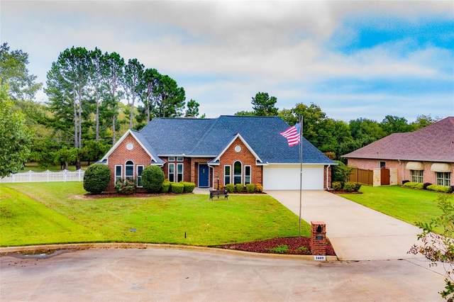 1409 Jennifer Circle, Sulphur Springs, TX 75482 (MLS #14455271) :: The Good Home Team