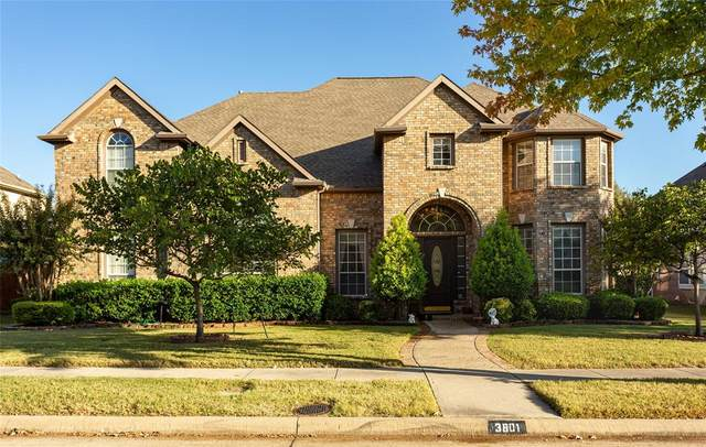 3601 Leighton Ridge Drive, Plano, TX 75025 (MLS #14455278) :: Real Estate By Design