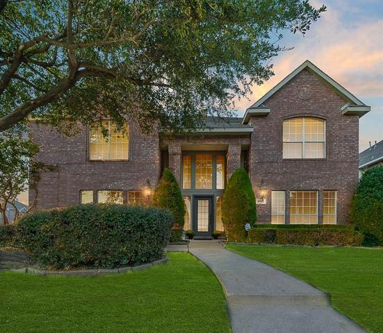 1807 Lake Whitney Lane, Allen, TX 75002 (MLS #14455290) :: The Kimberly Davis Group