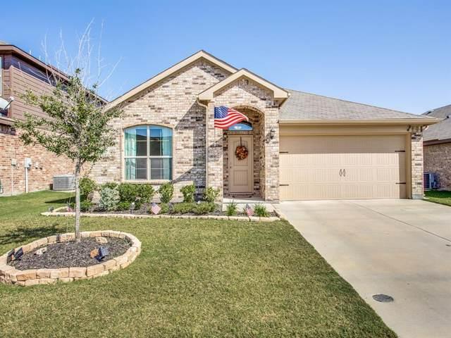 8945 Mossy Creek Lane, Fort Worth, TX 76123 (MLS #14455291) :: The Mauelshagen Group