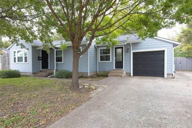 613 Park Street, Ennis, TX 75119 (MLS #14455292) :: Real Estate By Design