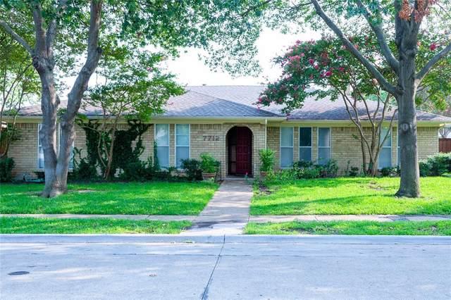 7712 Querida Lane, Dallas, TX 75248 (MLS #14455293) :: The Mauelshagen Group