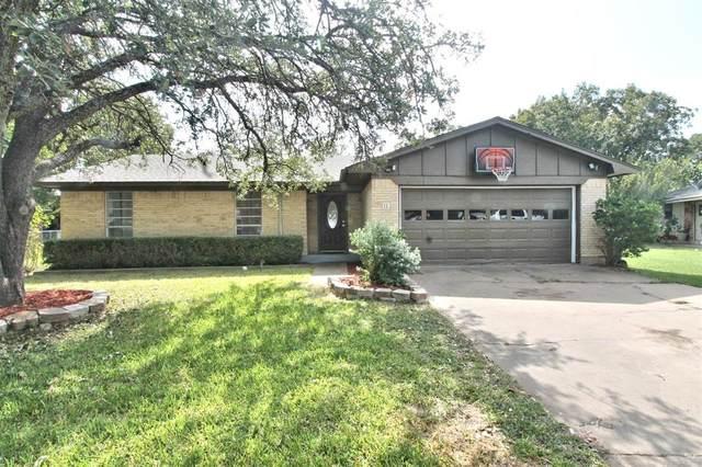 112 Pecos Street, Glen Rose, TX 76043 (MLS #14455300) :: The Kimberly Davis Group