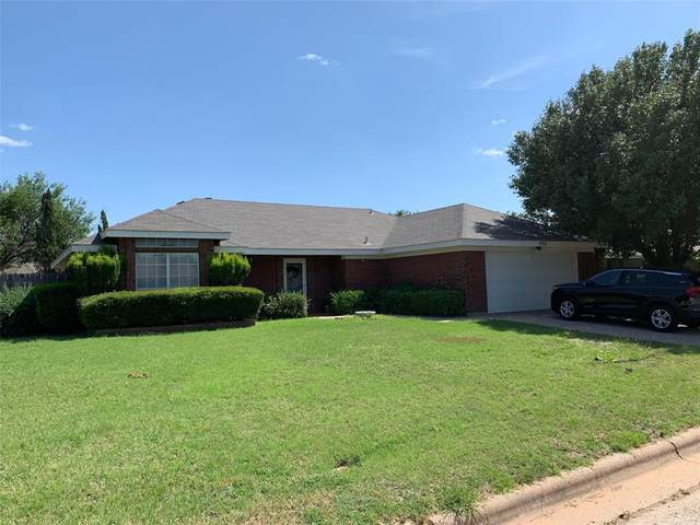 5317 Western Plains Avenue, Abilene, TX 79606 (MLS #14455317) :: The Mauelshagen Group