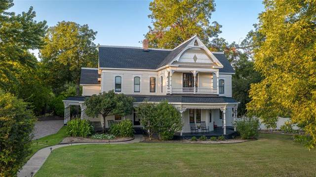 109 College Street, Farmersville, TX 75442 (MLS #14455328) :: Real Estate By Design